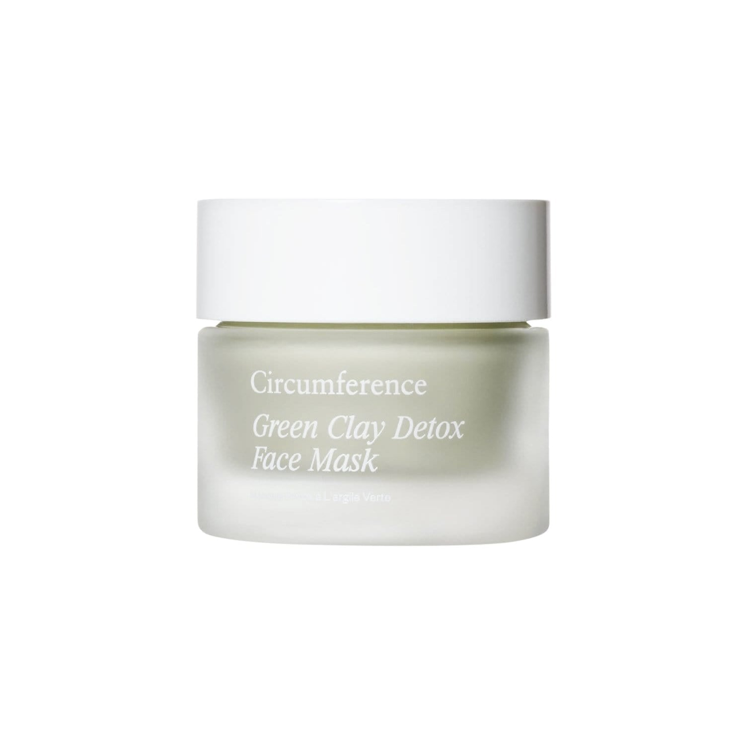 Circumference NYC 1.7 oz / 50 ml Green Clay Detox Face Mask