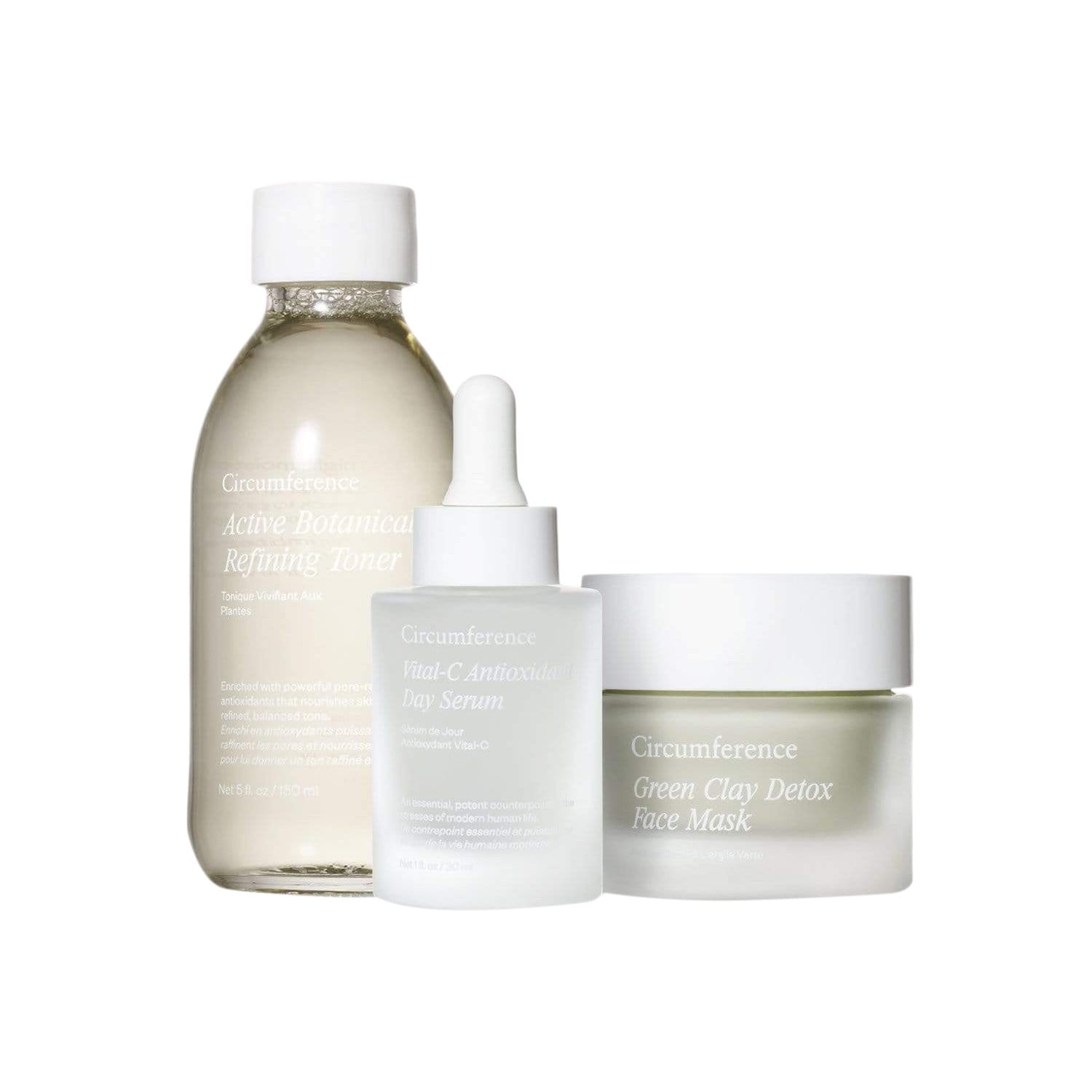Circumference NYC Essential Detox Set