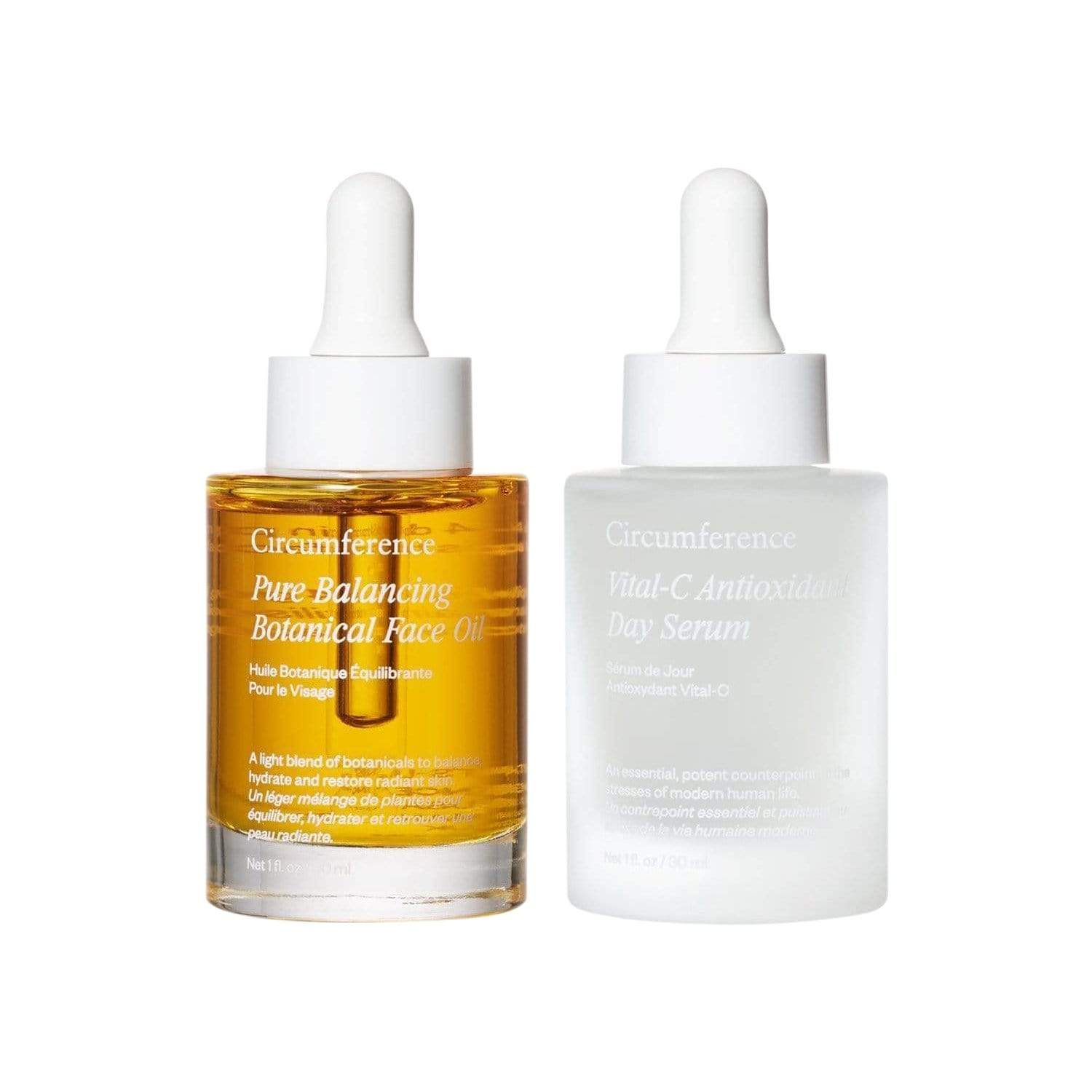 Circumference NYC Essential Serum Set