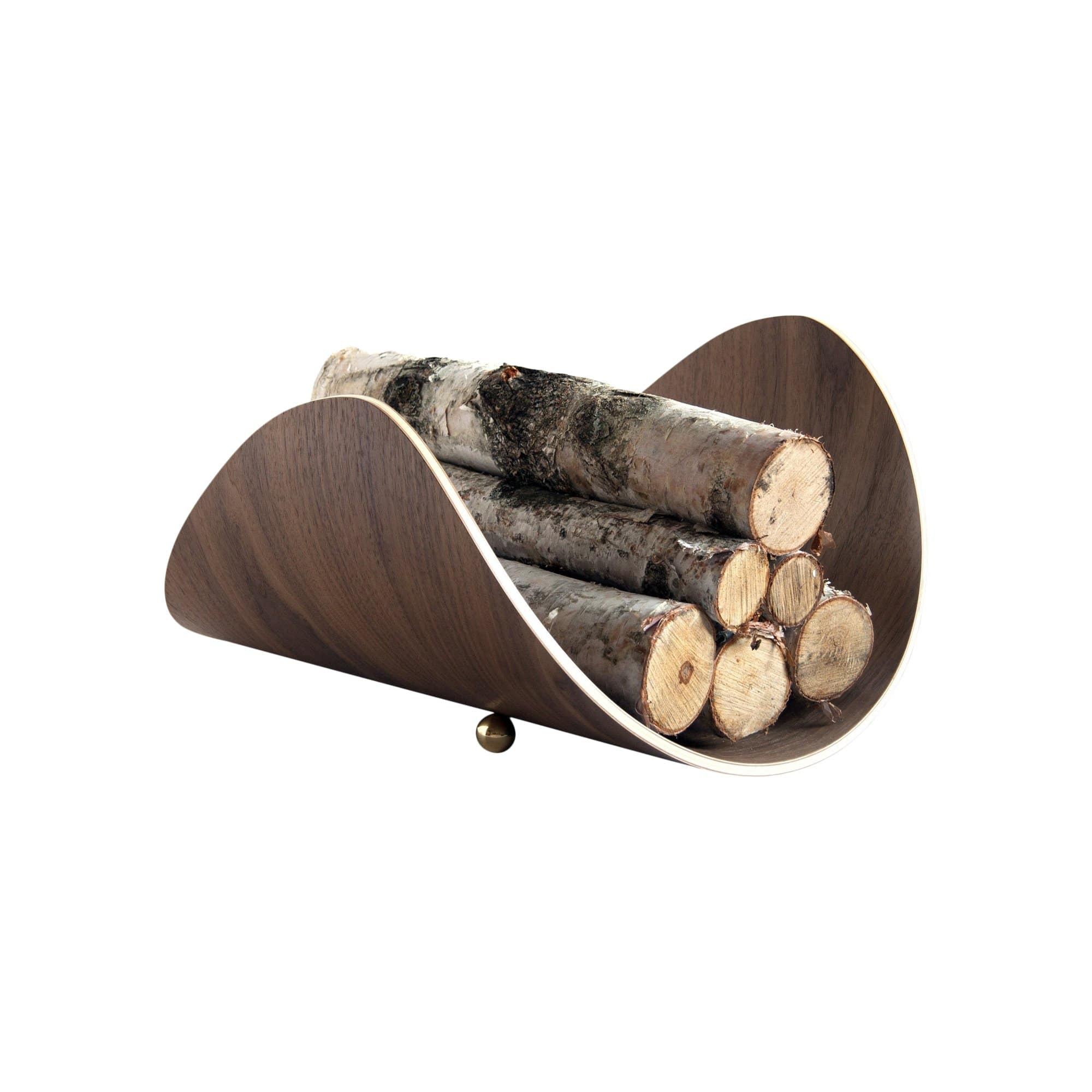 Ciseal Storage + Organization Mission Firewood Holder
