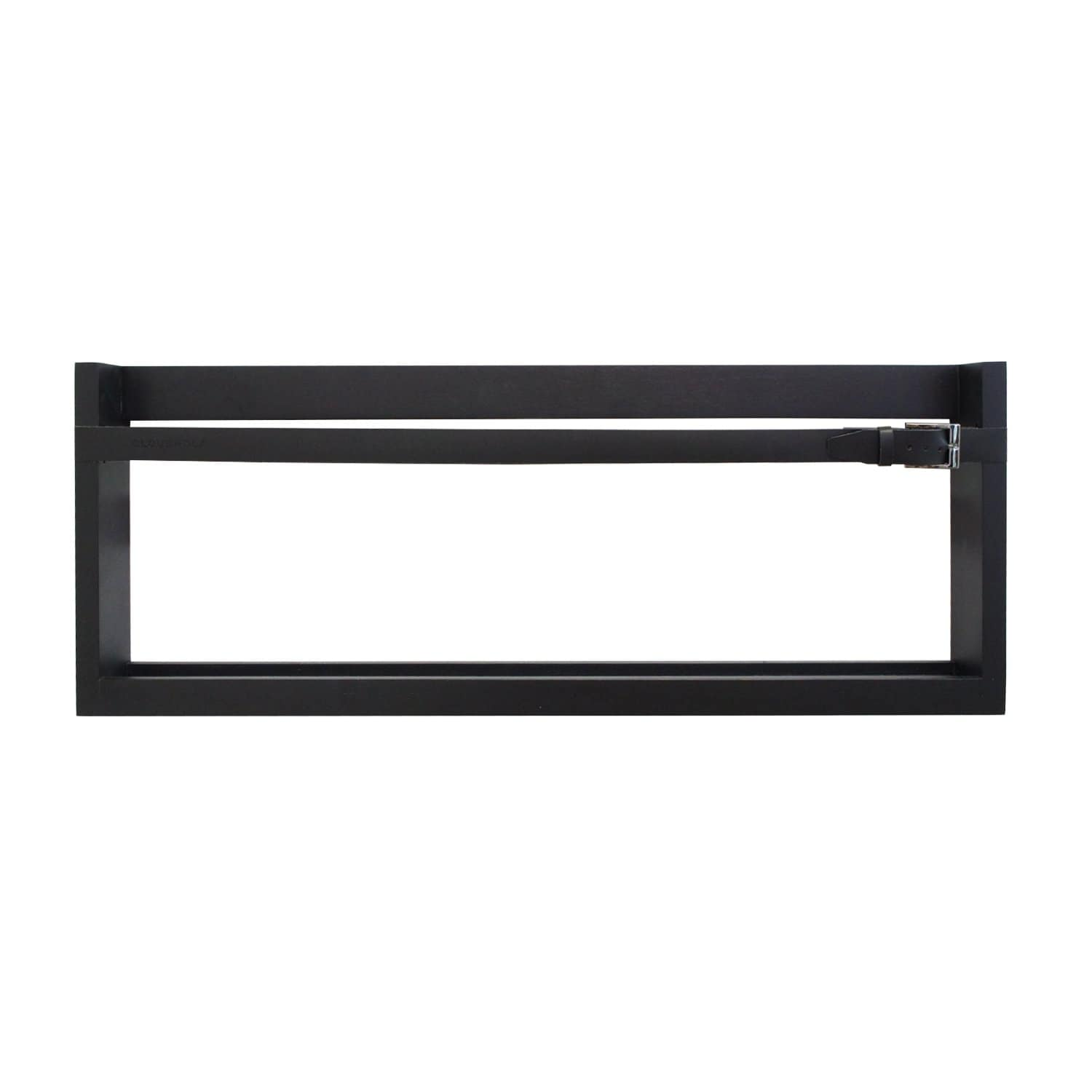 cloudnola Rack Black Showroom Wall Rack