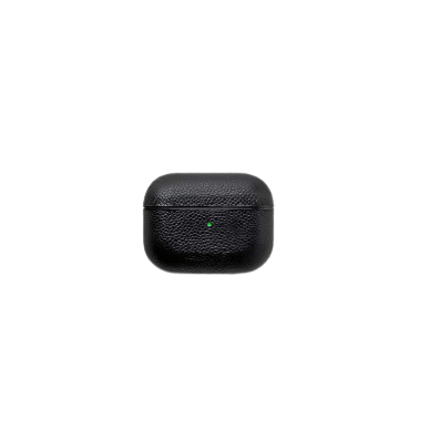 AirPods Pro Leather Case in Black