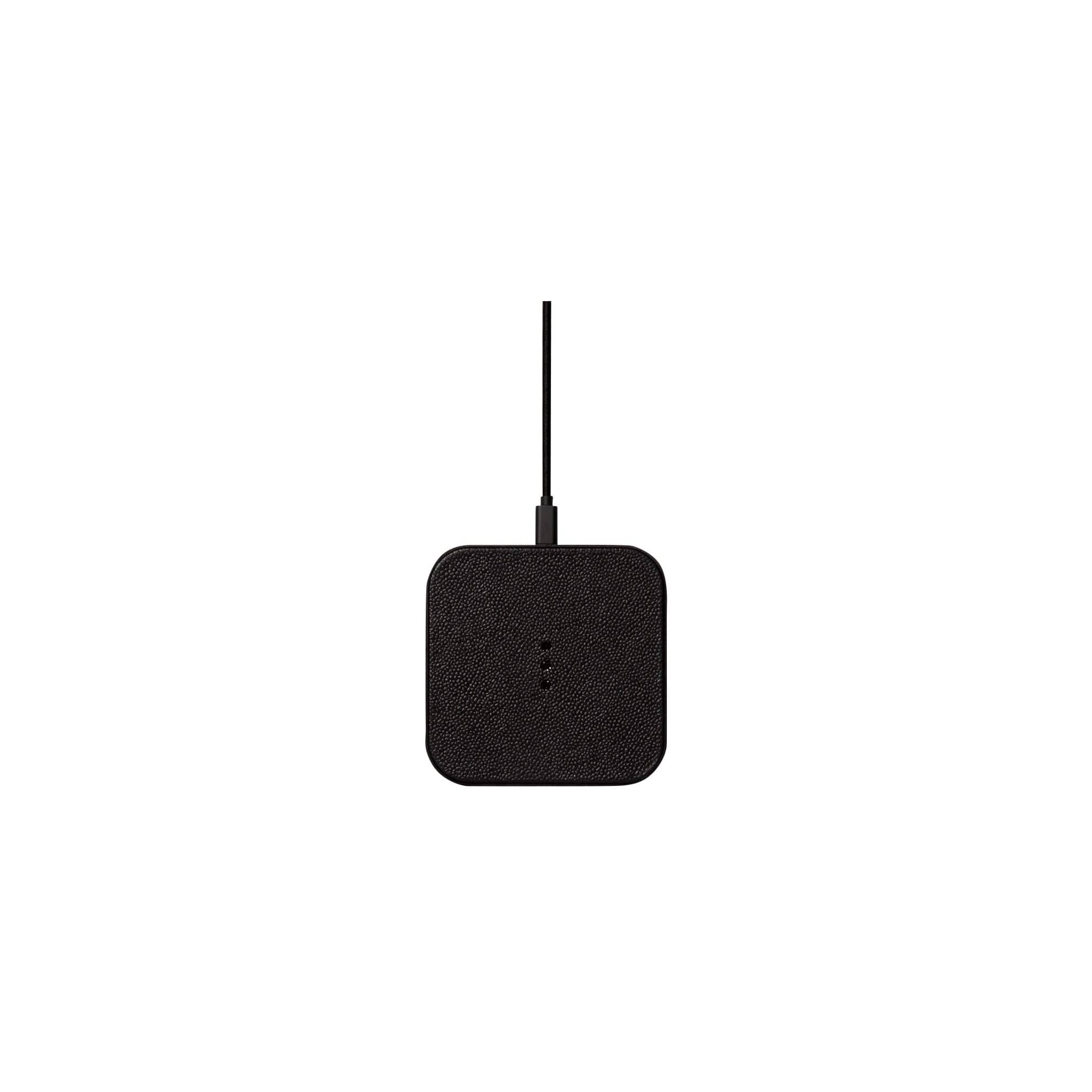 CATCH:1 Wireless Charger in Black