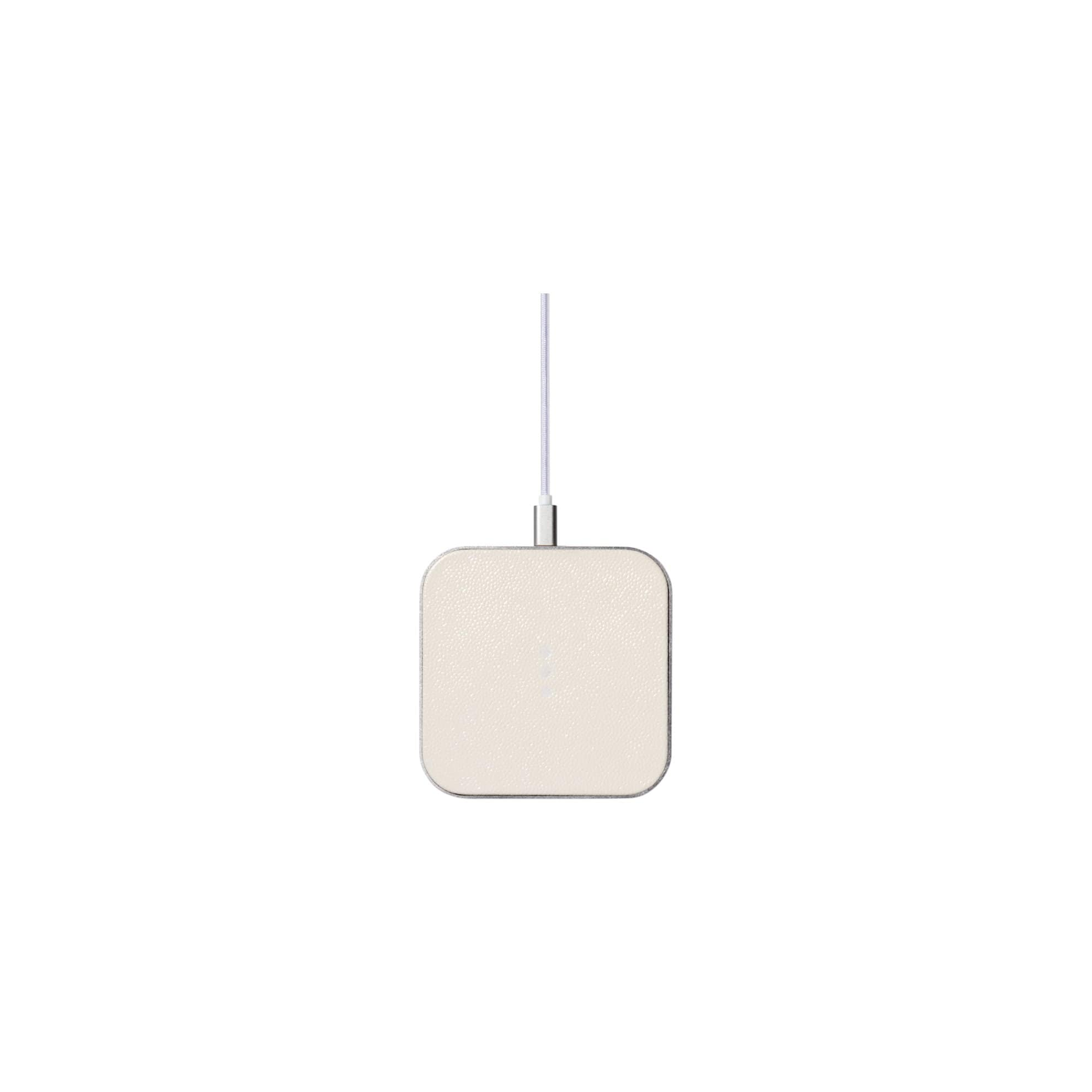 CATCH:1 Wireless Charger in Bone