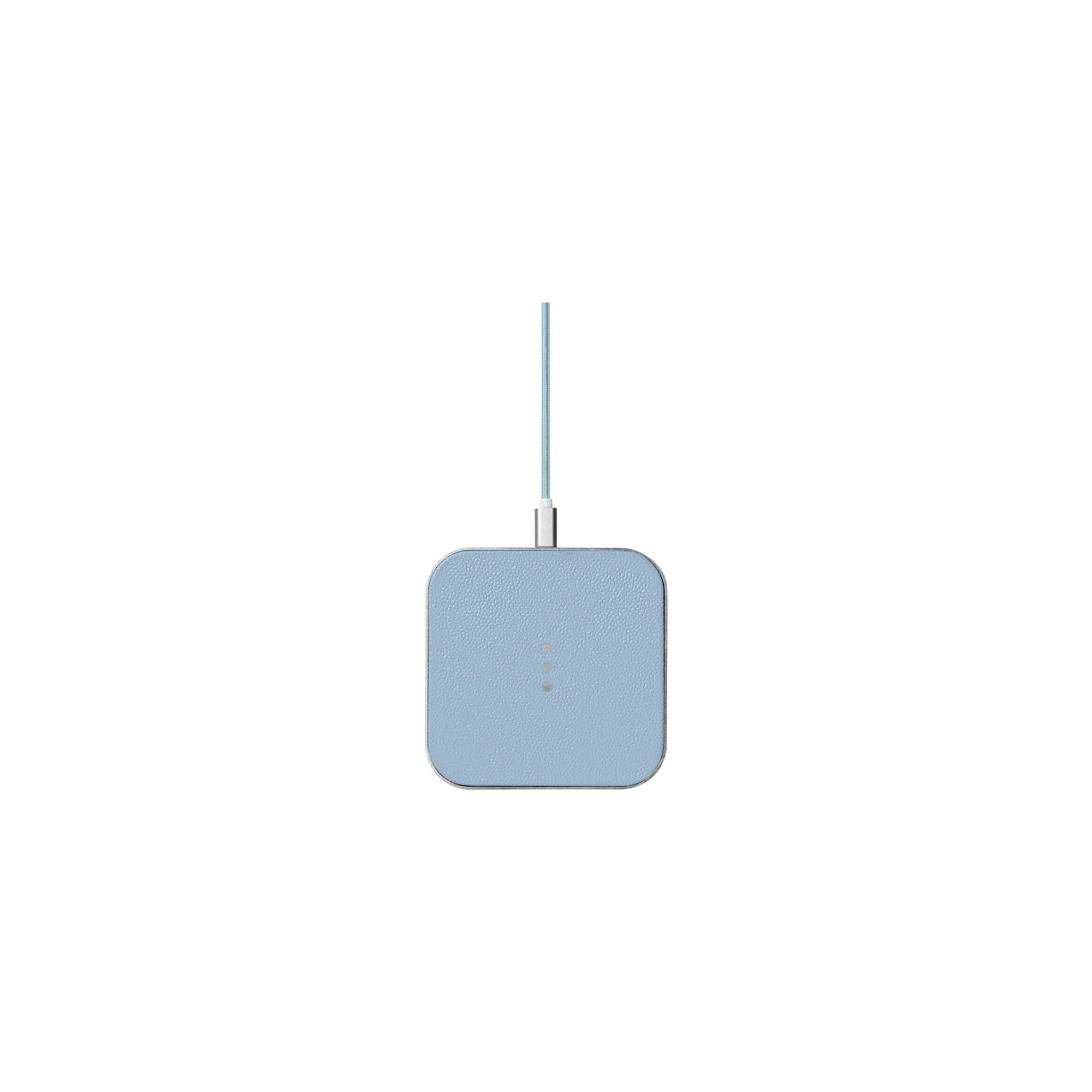 CATCH:1 Wireless Charger in Pacific Blue