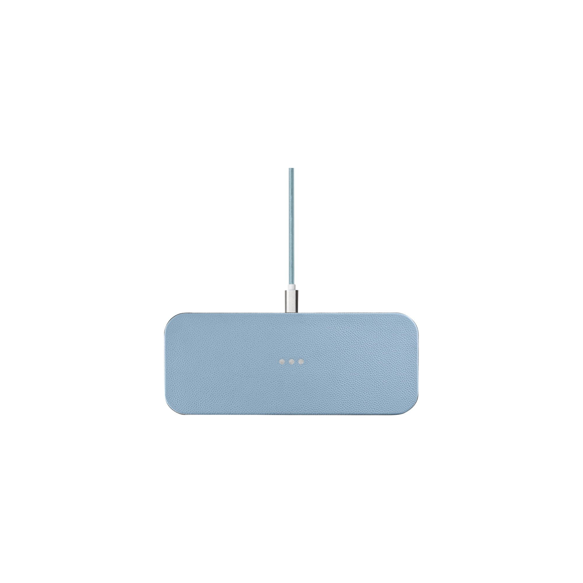 CATCH:2 Wireless Charger in Pacific Blue