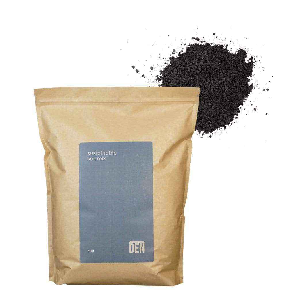 Small Sustainable Soil Mix