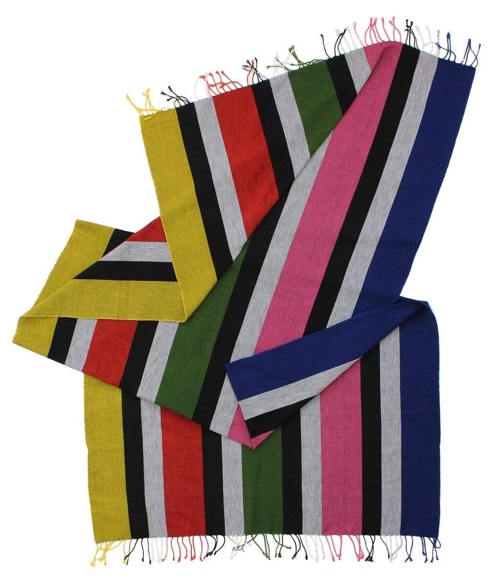 Ditto House Stripe Blanket