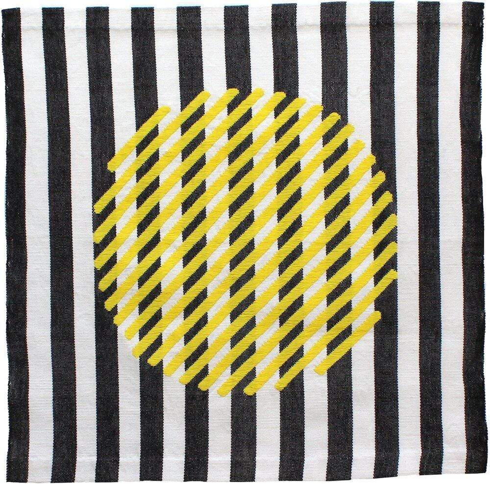 Yellow Ball Tapestry