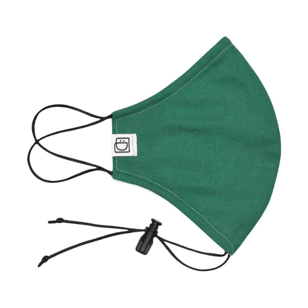Drawstring Masks Face Mask Drawstring Mask - Green
