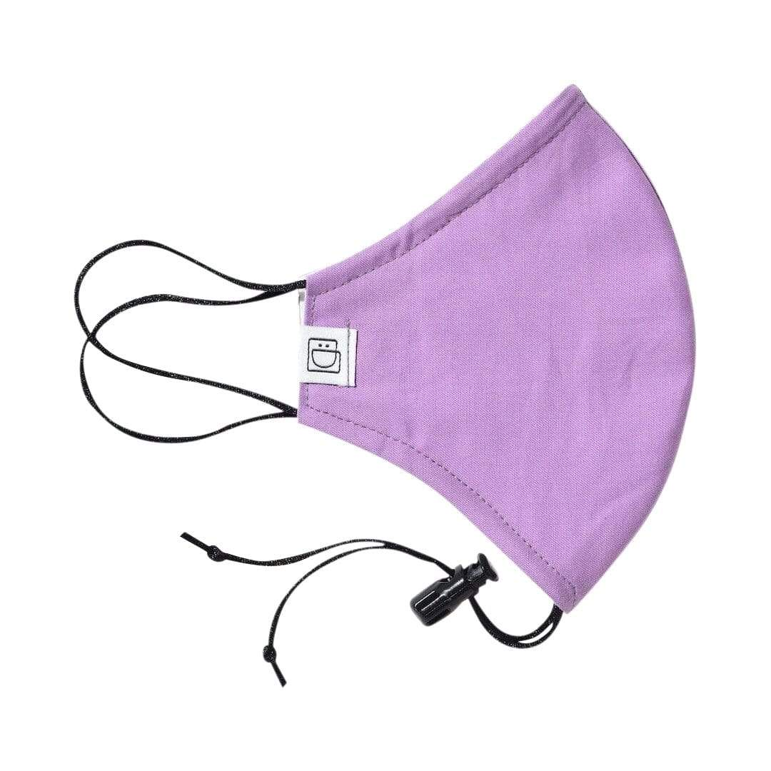 Drawstring Masks Face Mask Drawstring Mask - Lupine