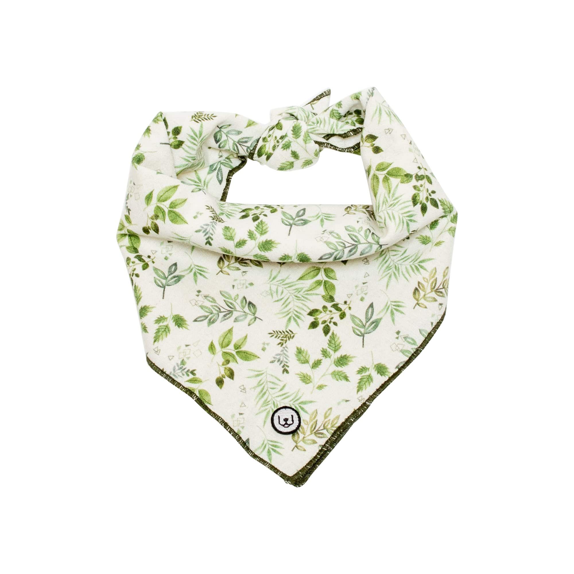 Eat Play Wag Bandanas + Bow Ties Desert Fern Neckerchief
