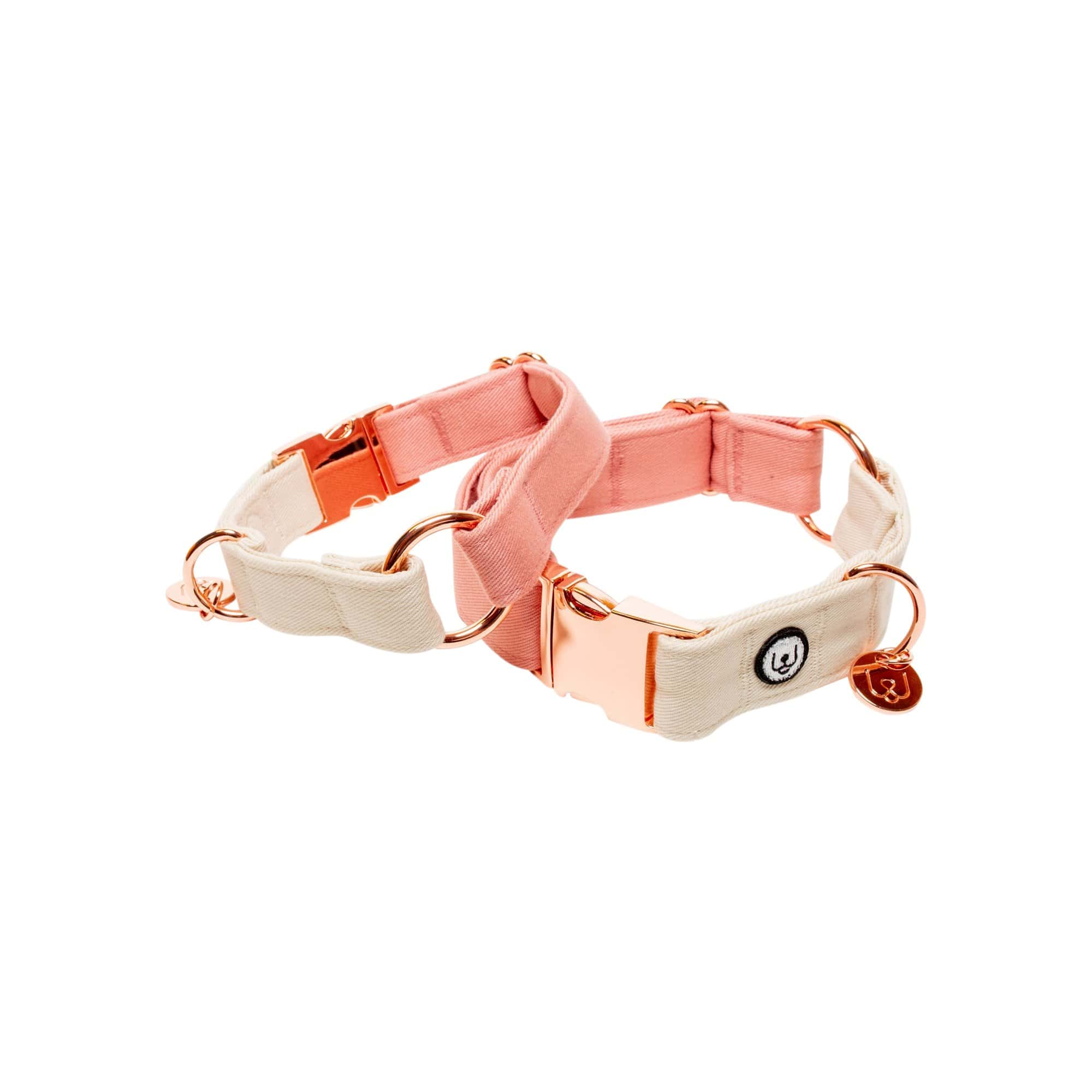 Eat Play Wag Collars + Harnesses Blossom-Ivory Collar