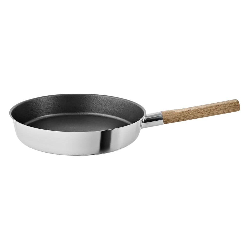 Nordic Kitchen Stainless Steel Frying Pan
