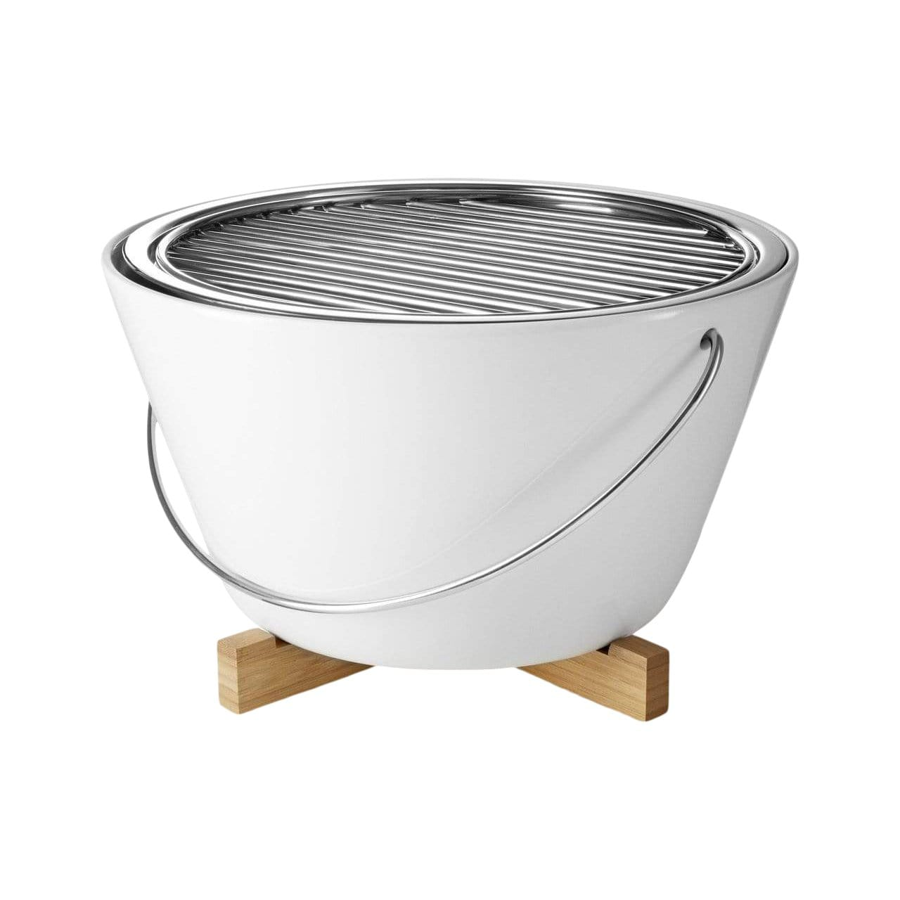 Porcelain Table Grill