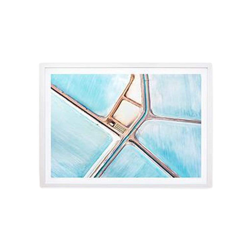 evermade Photography + Prints Unframed Blue Fields 1