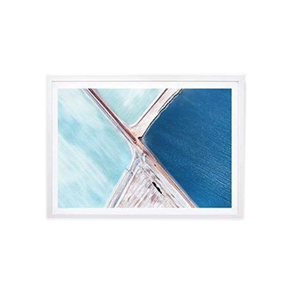 evermade Photography + Prints Unframed Blue Fields 5