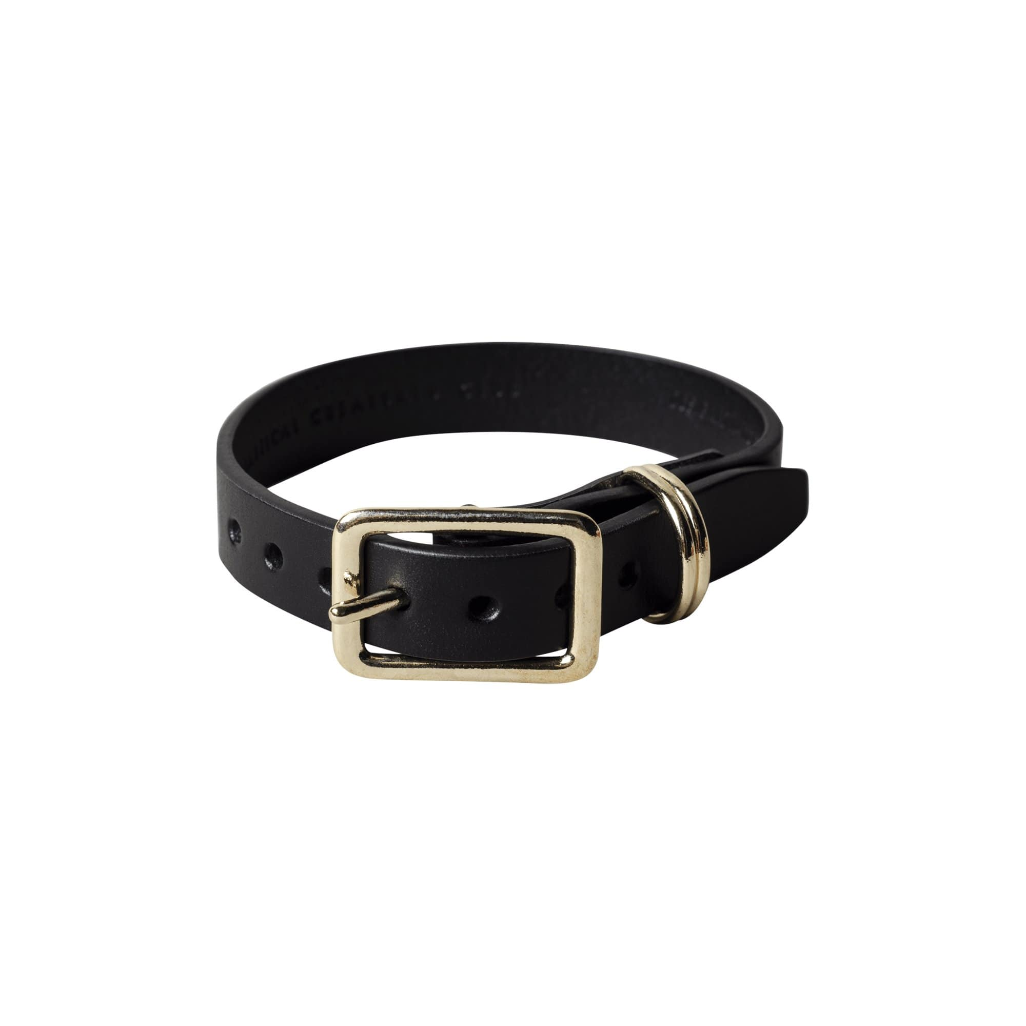 Little Promise Collar - Pitch Black