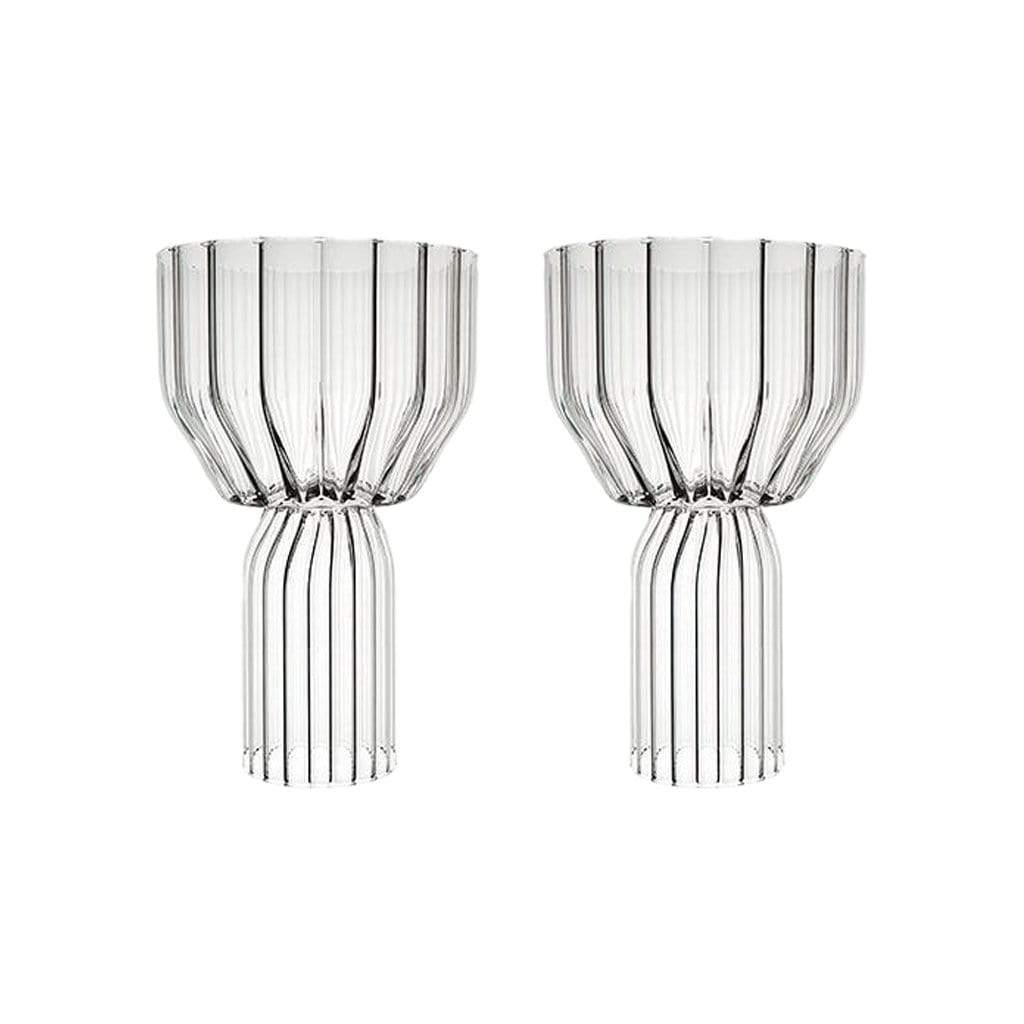 Fferrone Glassware Margot Water Goblet Set