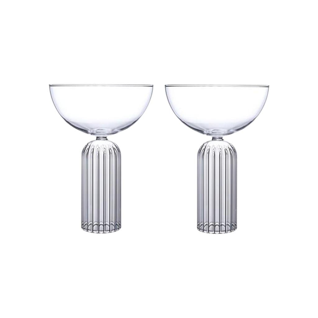 Fferrone Glassware May Coupe Set