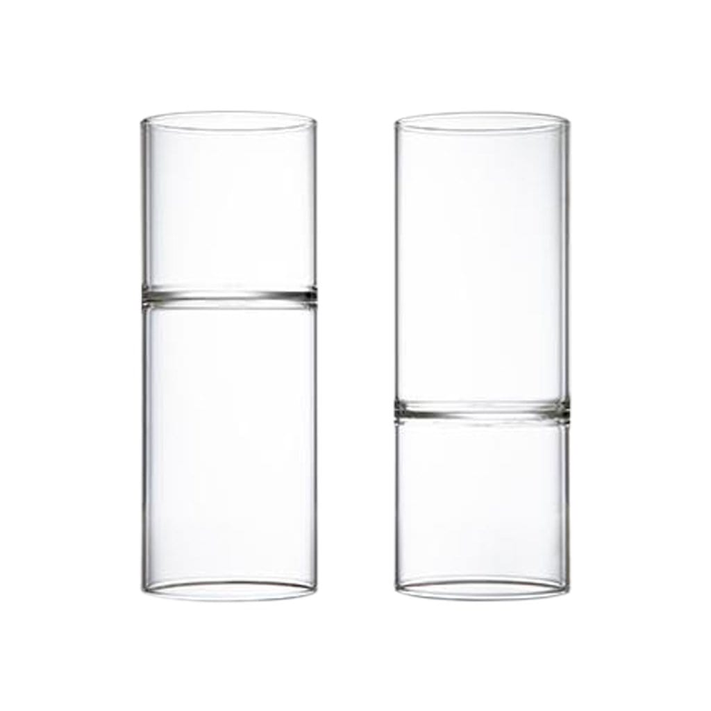 Fferrone Glassware Revolution Water + Wine Glass Set