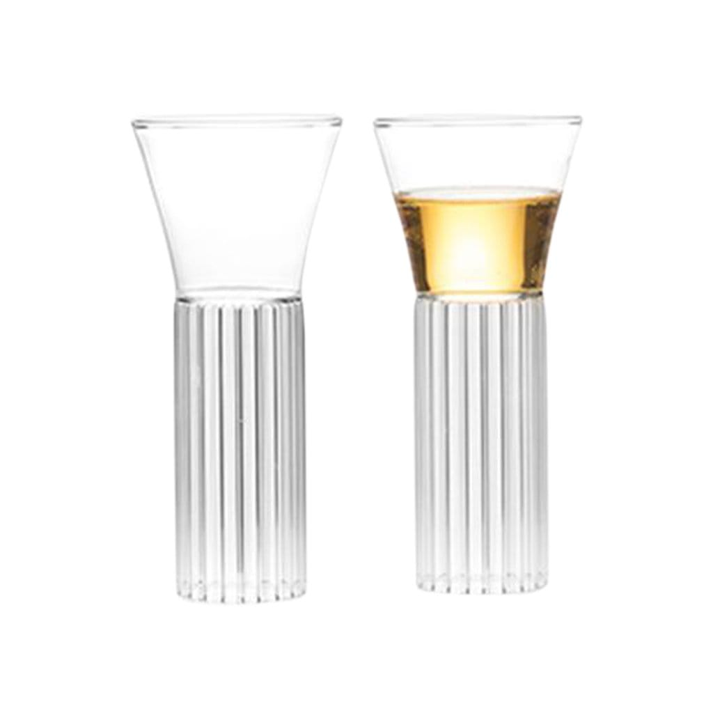 Fferrone Glassware Sofia Tall Small Set