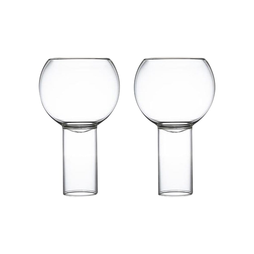 Fferrone Glassware Tulip Tall Medium Set