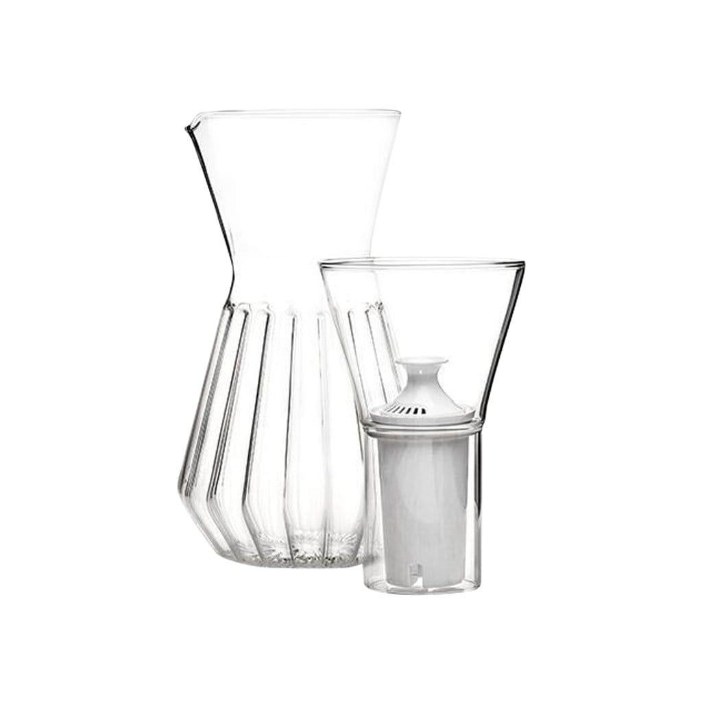 Talise Fluted Carafe