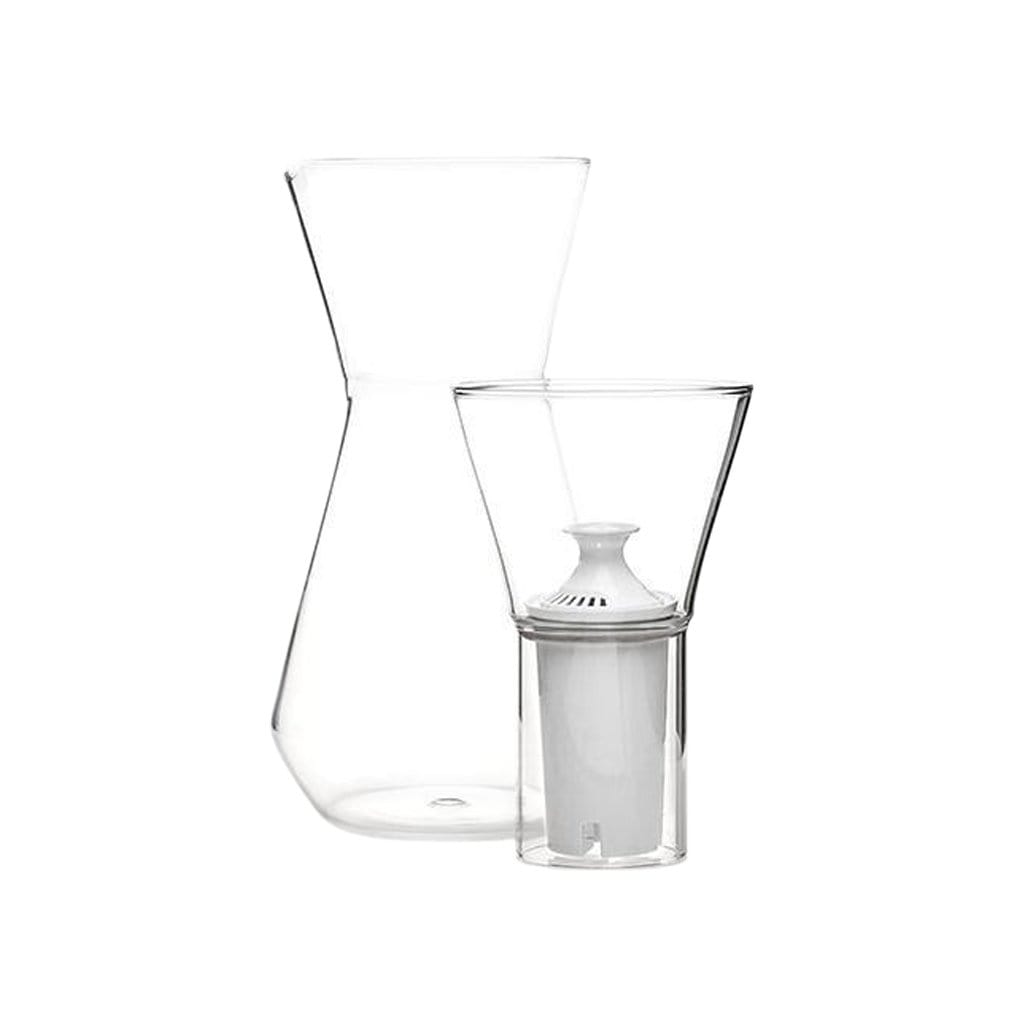 Fferrone Pitchers + Carafes Talise Smooth Carafe
