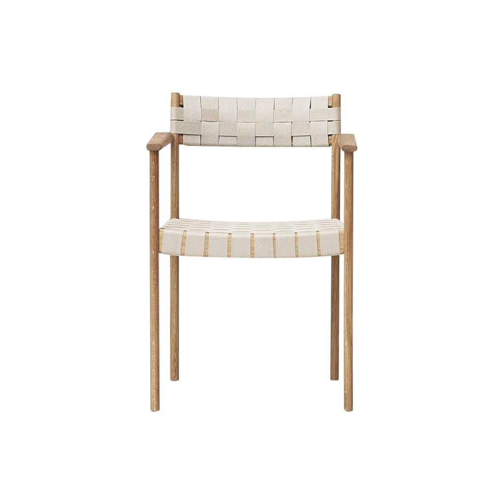 Form + Refine Furniture Motif Armchair, Oak