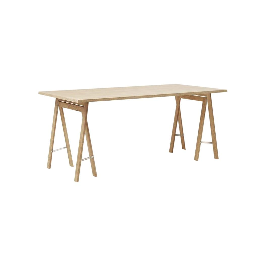 Linear Tabletop 165x88 - White Oak