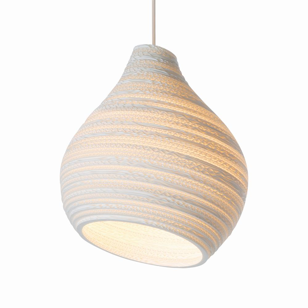 Hive12 Natural Pendant Light