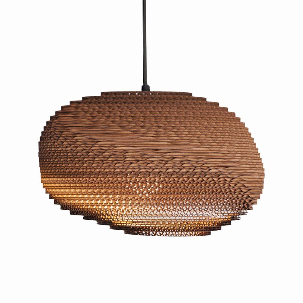 Alki Natural Pendant Light