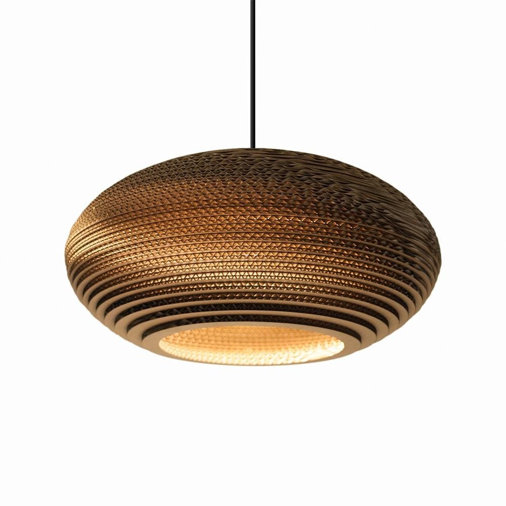 Disc16 Natural Pendant Light