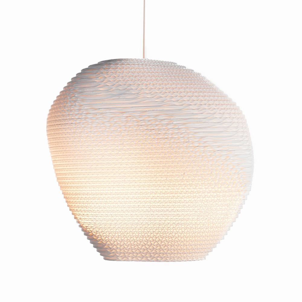 Allyn White Pendant Light
