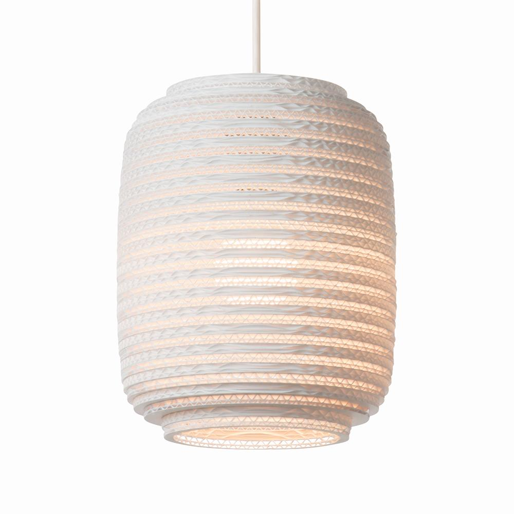 Ausi8 White Pendant Light