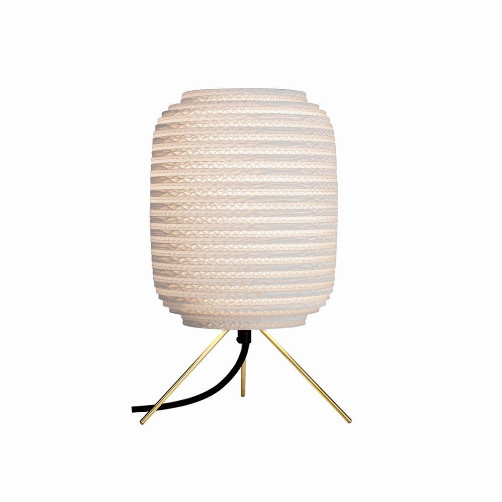 Ausi White Table Lamp