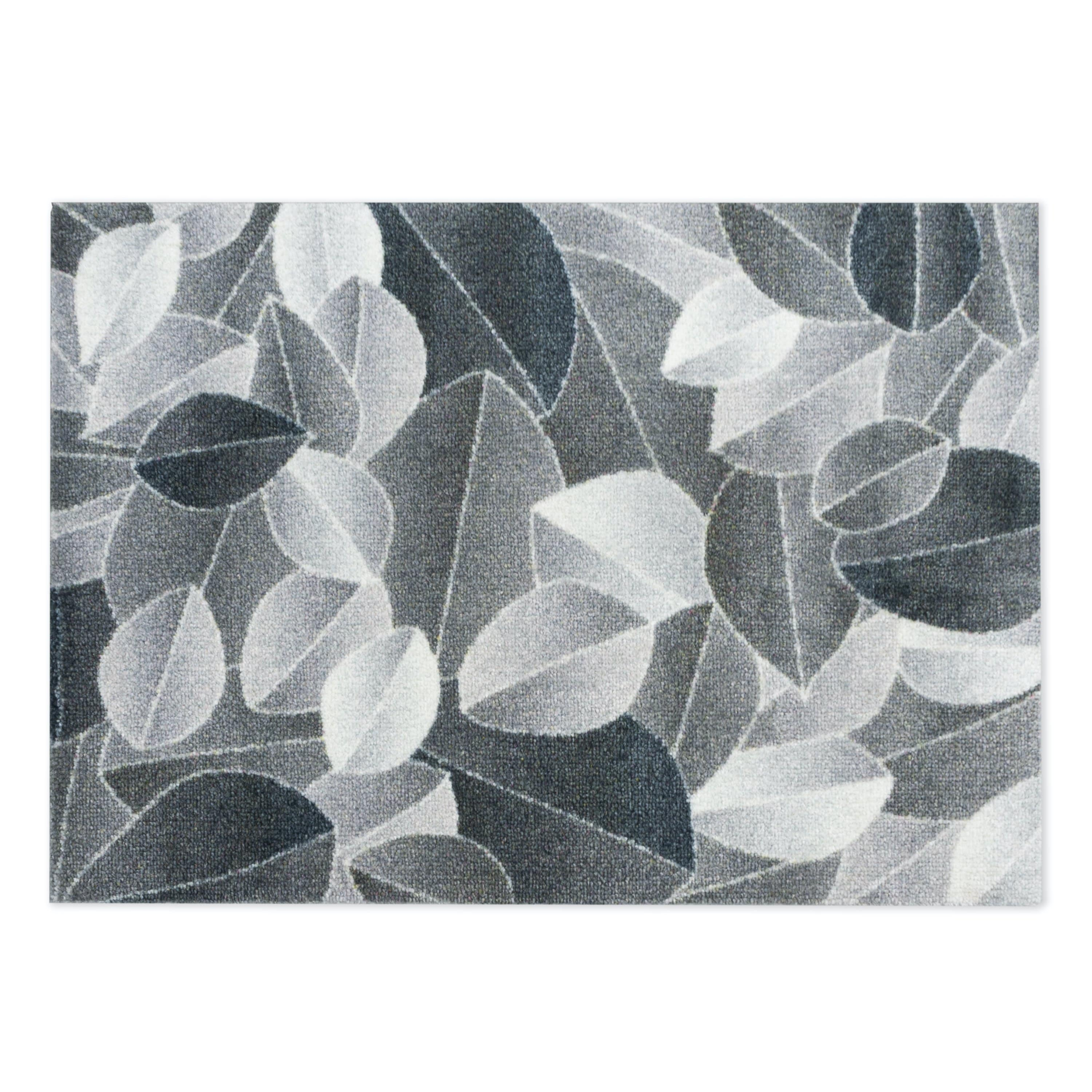 Foliage Silver Night Mat