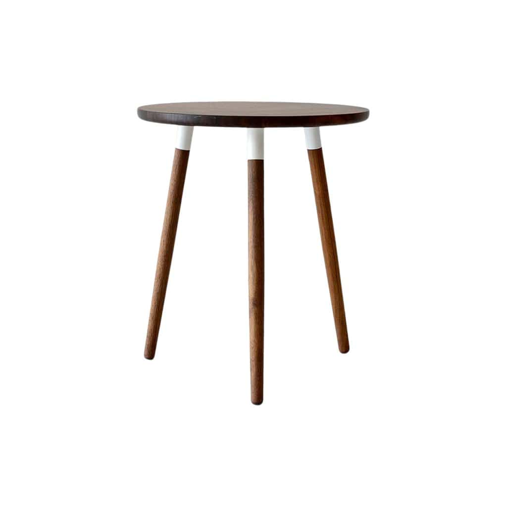 hollis+morris Furniture The Crescenttown Side Table