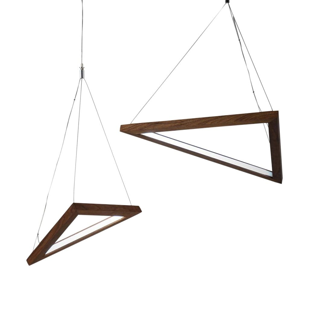 hollis+morris Other Lighting The Triangle Pendant