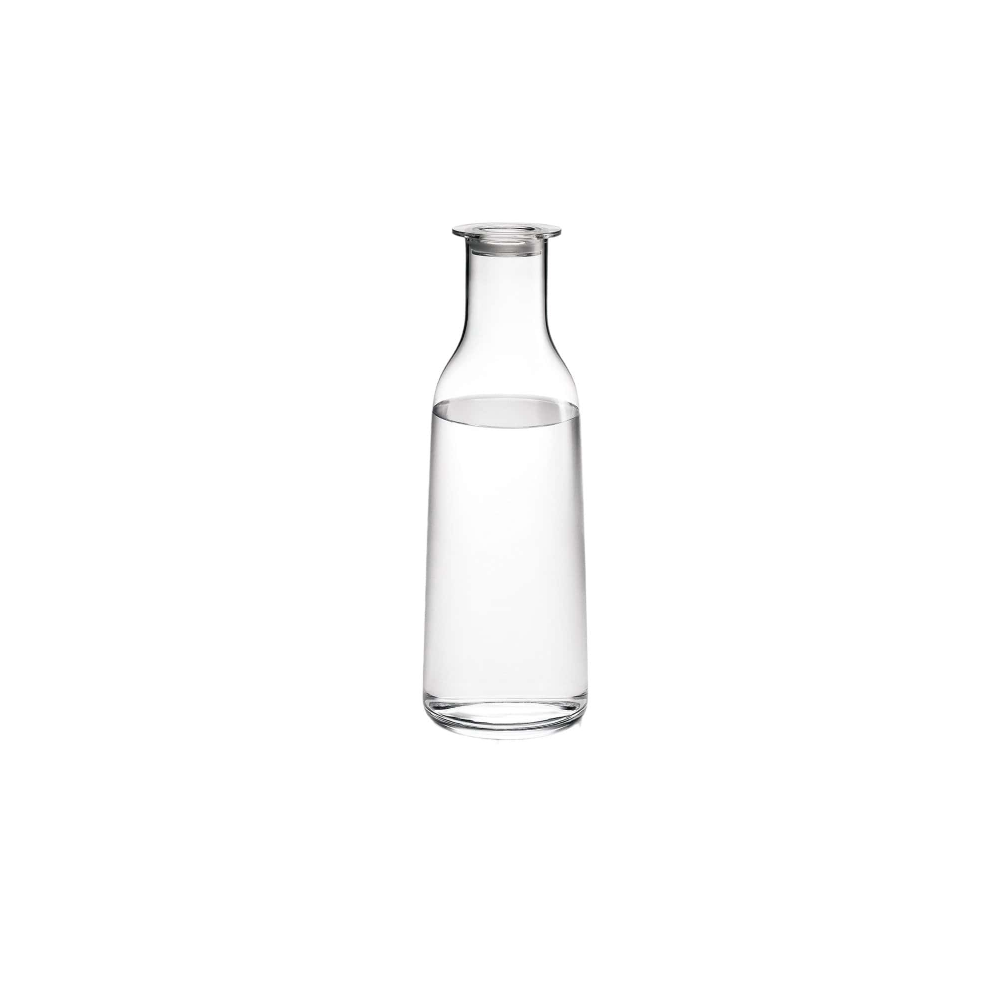 Holmegaard Glassware Minima Bottle - 30.4 fl. oz. Holmegaard Minima Bottle with lid, Medium