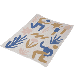 Eco Baby Kindred Throw by Viscaya Wagner