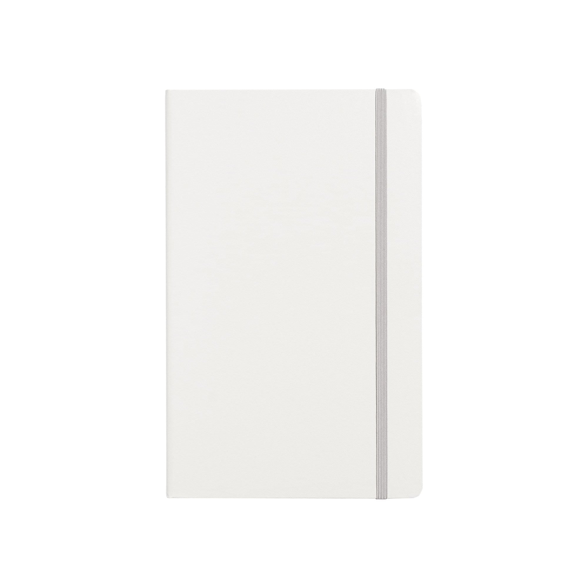 Construction White Notebook