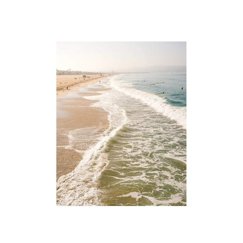 Jennifer Chong Photography + Prints 8″x10″ / No Frame Manhattan Beach Print