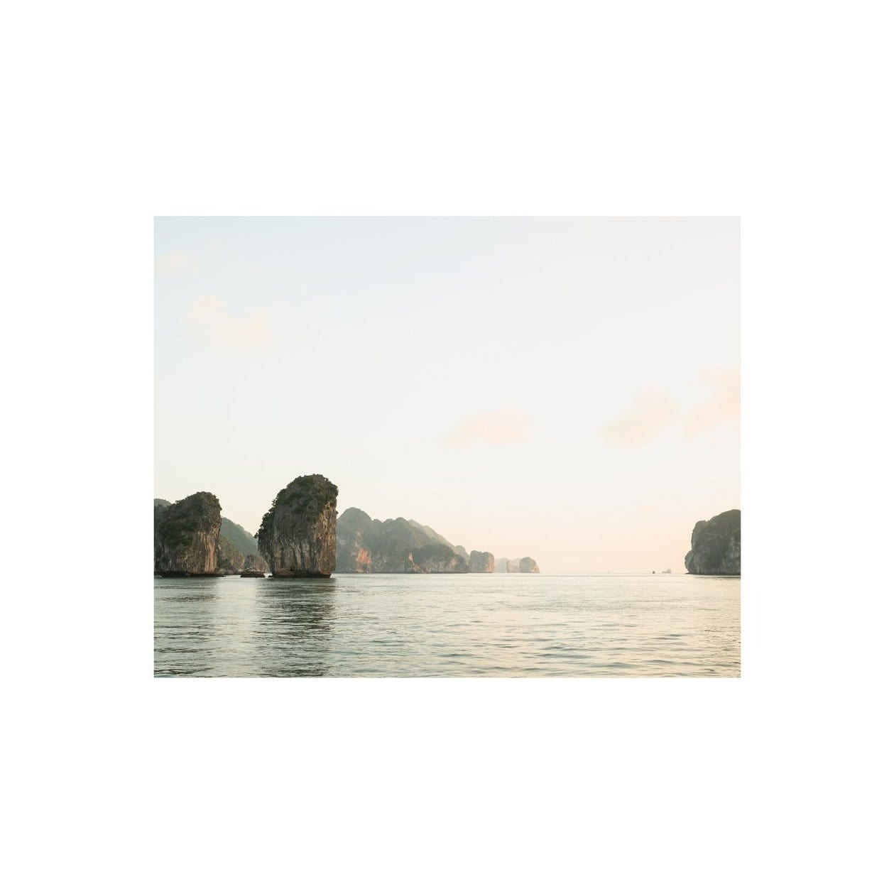 Jennifer Chong Photography + Prints Ha Long Bay 01 Print