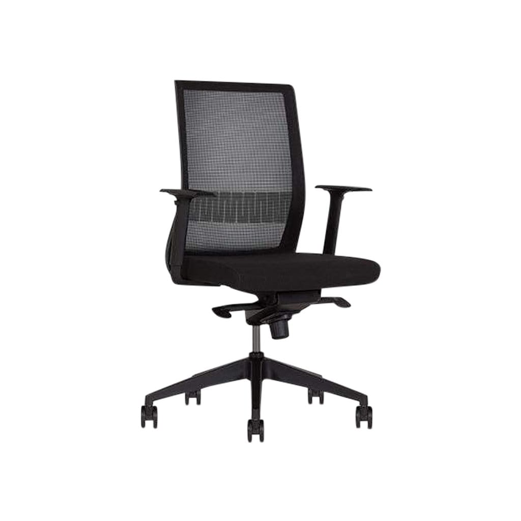 6C at Home Office Chair - Black