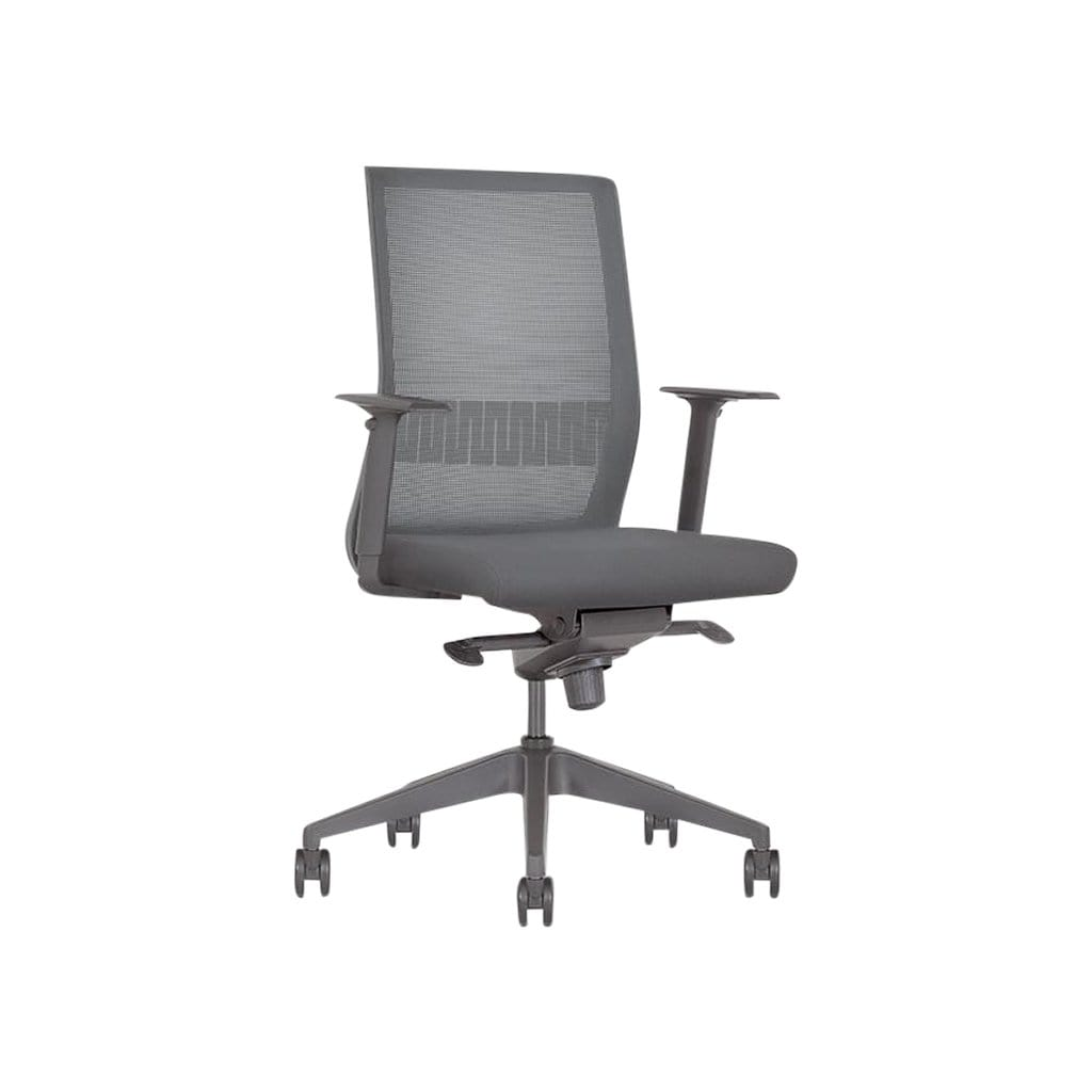 6C at Home Office Chair - Warm Grey