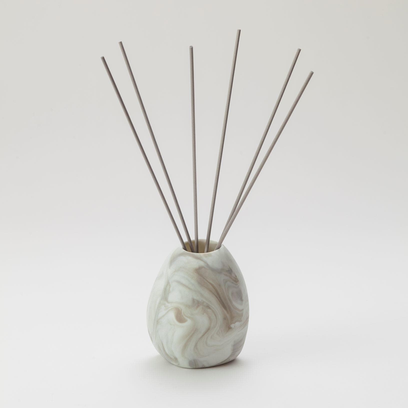 Kitchibe Candles, Diffusers + Incense Gray Kawara Fragrance Diffuser
