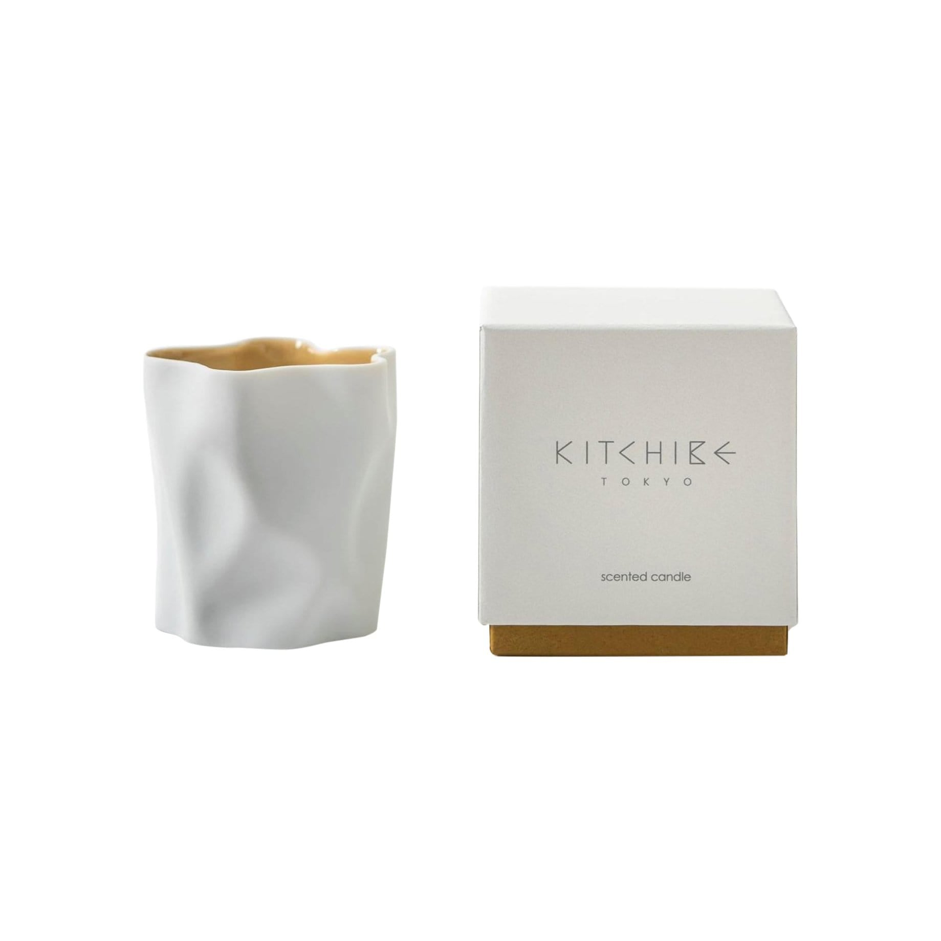 Kitchibe Candles, Diffusers + Incense Kitchibe Crinkle Candle