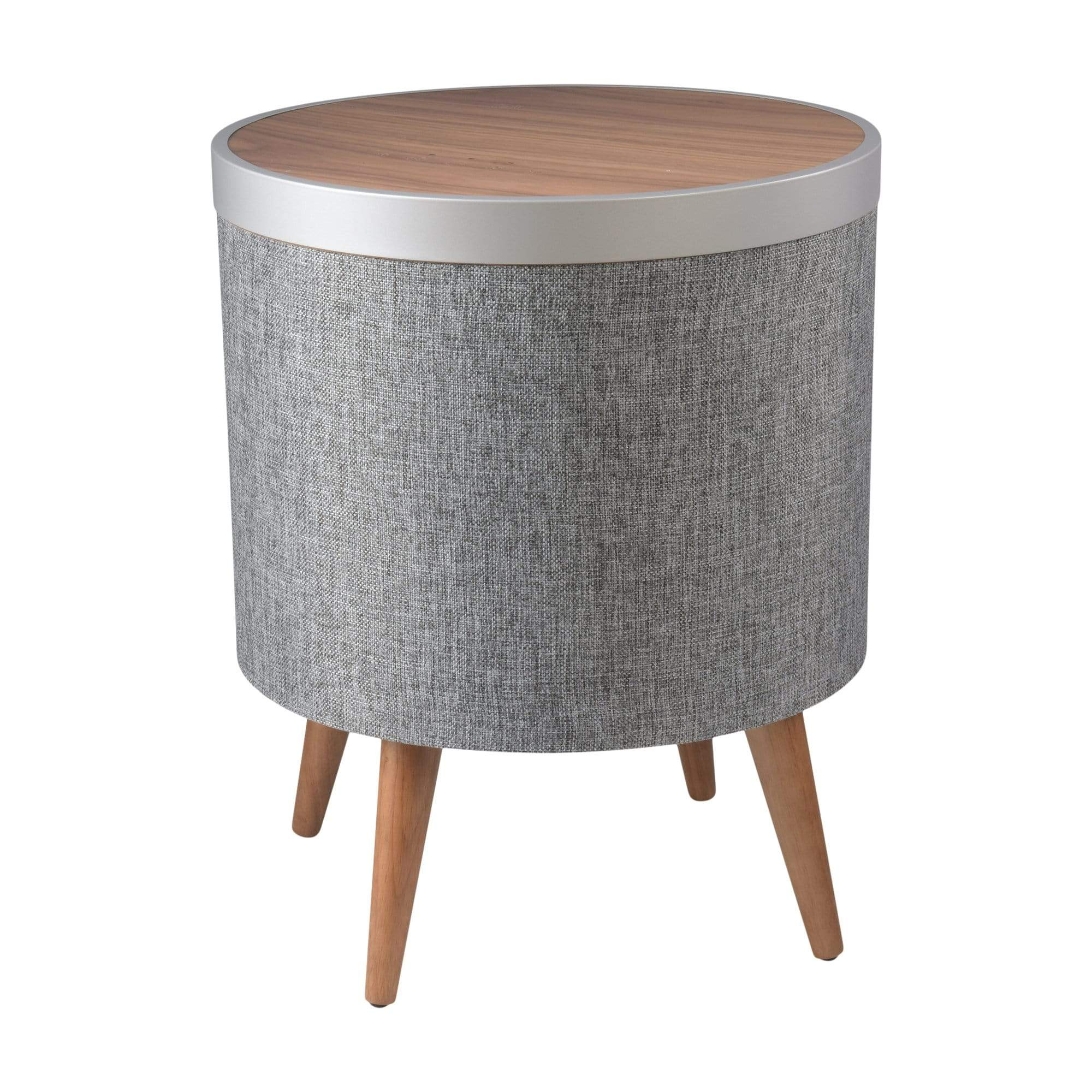 Zain Height-Adjustable Smart Side Table